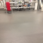 Indoor Resin Surfacing in Allwood Green 3