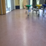 Indoor Resin Surfacing in Allwood Green 2