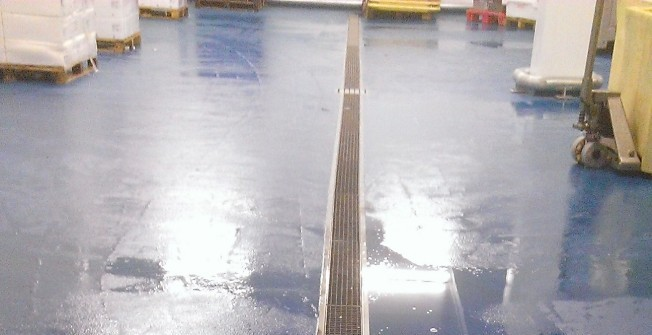Polyurethane Indoor Resin Surfaces in Aston Abbotts